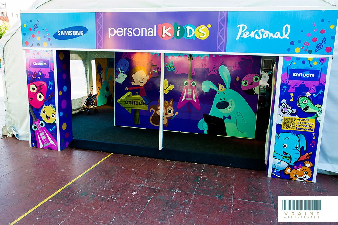 VRAINZ - PERSONAL KIDS EN PERSONAL FEST