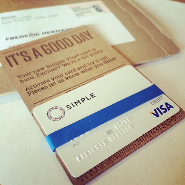 Visa Simple